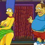 Os Simpsons – Marge no sexo a três - Foto 2
