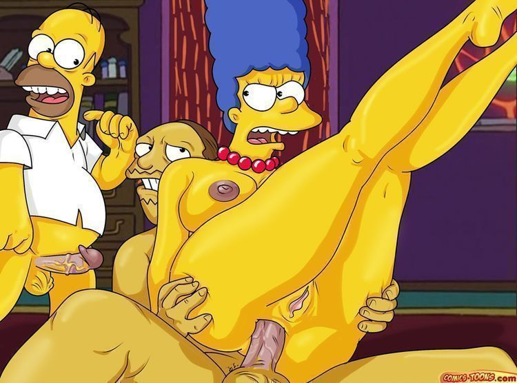 HQ-Comics-orgias-com-Marge-Simpson-4