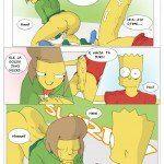 Bart Simpson come a professora - Foto 14