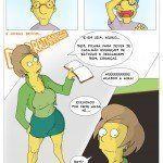Bart Simpson come a professora - Foto 5