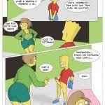 Bart Simpson come a professora - Foto 6