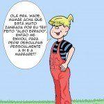 Dennis o Pimentinha – Os perigos da puberdade 4 - Foto 2