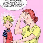 Dennis o Pimentinha – Os perigos da puberdade 4 - Foto 10