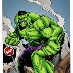 Hulk comendo o cuzinho da Mulher-Maravilha - Foto 2