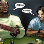 O jogo de poker - Parte 1 - Foto 8