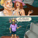 Orgia no barco - Foto 7