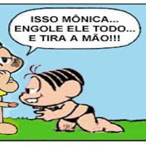 Turma da Mônica – Quadrinhos eróticos