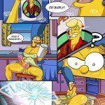 Simpsons - As fantasias eróticas de Marge - Foto 2