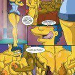 Simpsons - As fantasias eróticas de Marge - Foto 12