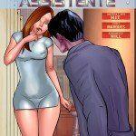 O médico assistente – Quadrinhos eróticos