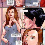O médico assistente - Quadrinhos eróticos - Foto 10