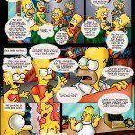 O sexo depravado da família Simpson - Foto 1