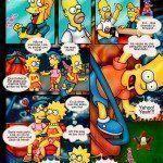 O sexo depravado da família Simpson - Foto 2