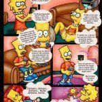 O sexo depravado da família Simpson - Foto 5