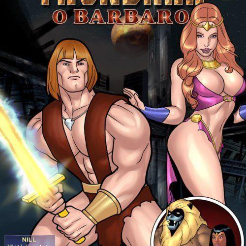 Quadrinhos Eróticos – Thundarr o Bárbaro