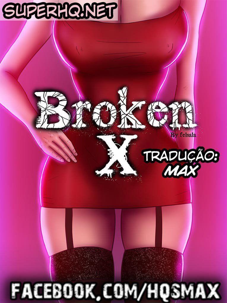 Broken X – A paixão de Asher – Quadrinhos Eróticos