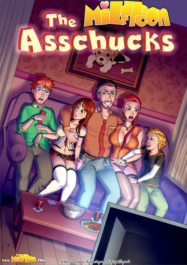 The Asschucks – Quadrinhos Hentai