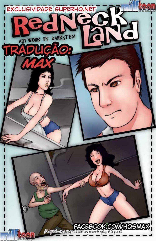 Quadrinhos eroticos – RedNeck Land