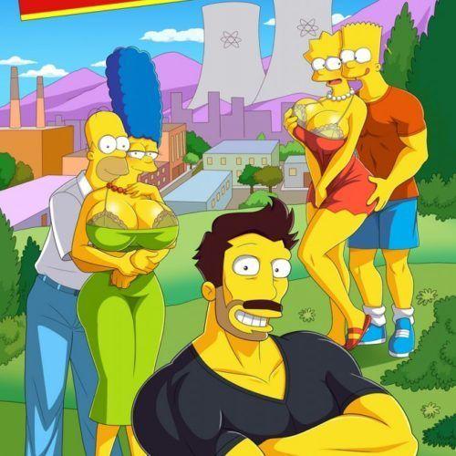 Hentai Simpsons – Putaria em Springfield