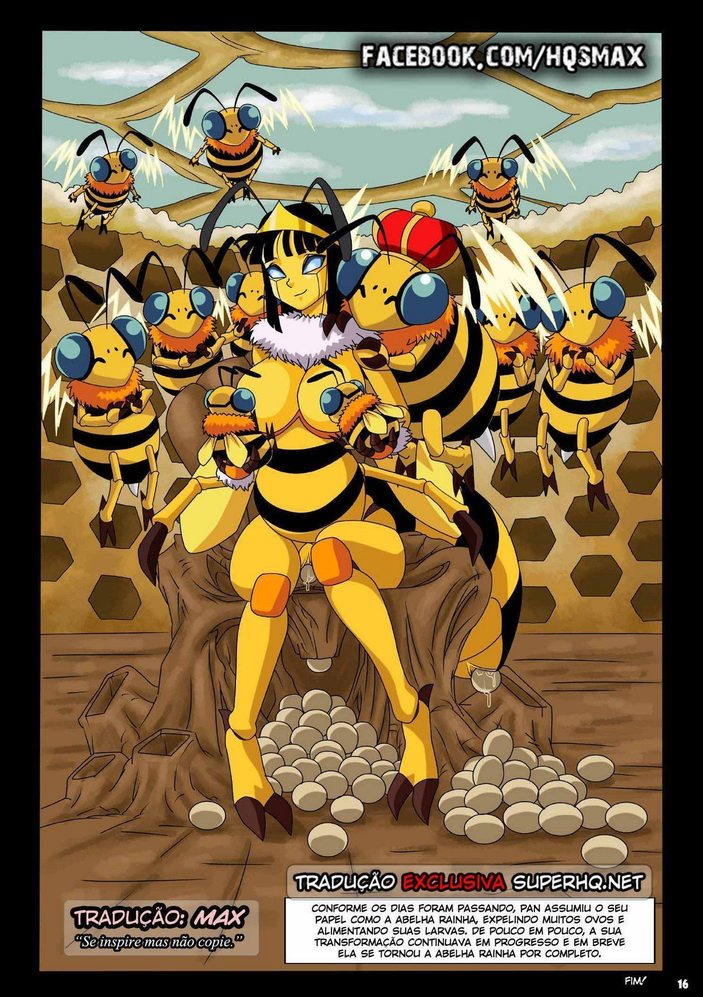 HQ Hentai - Queen Bee