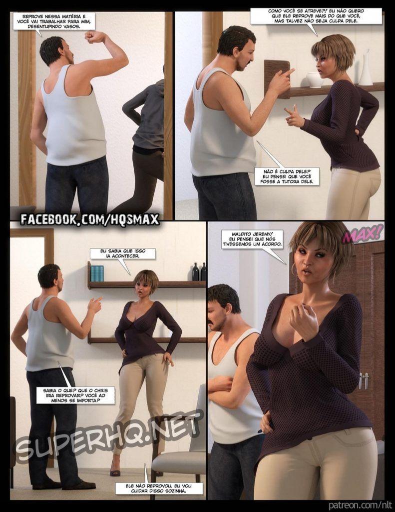 Hentai 3D - Ela faz tudo pelo filho - Foto 10