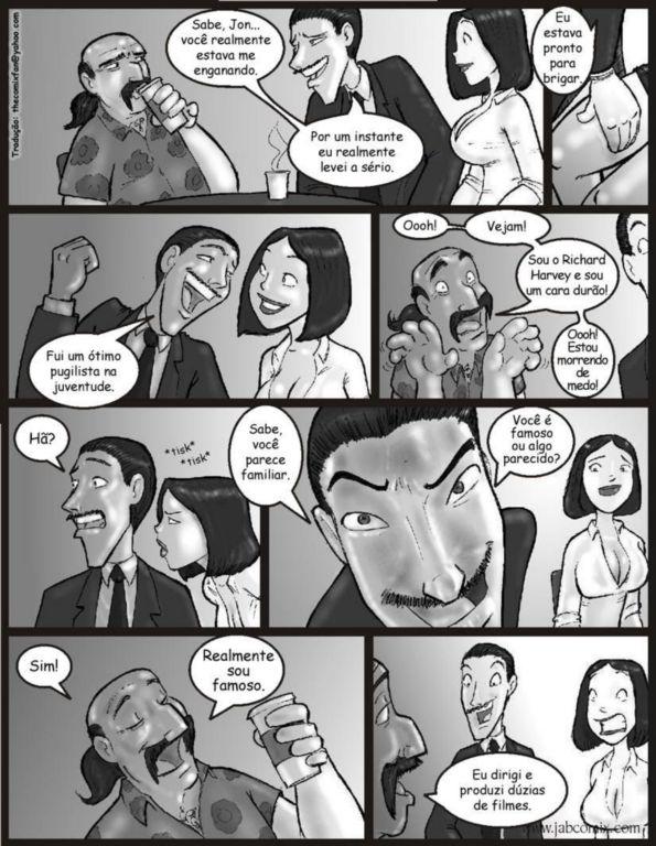 Ay Papi 10 - Os melhores quadrinhos porno