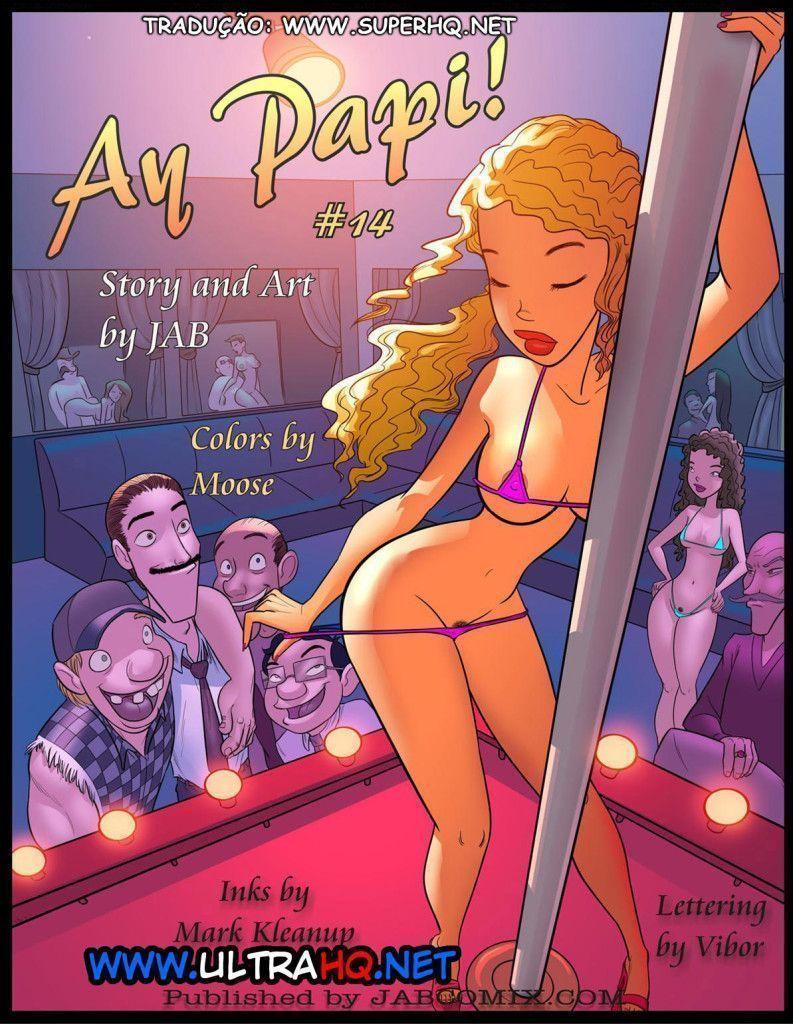 Ay Papi 14 – O clube de strip