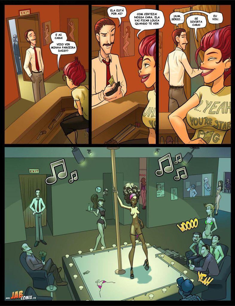 Ay Papi 14 - O clube de strip