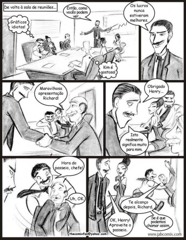 Ay Papi 8 - quadrinhos eroticos