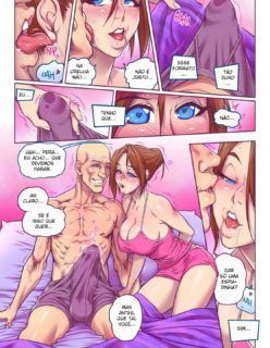 A nora safadinha 1 - Quadrinhos Eróticos - Foto 12