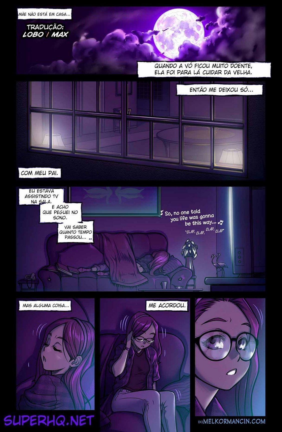A nora safadinha 3 – Quadrinhos Eróticos