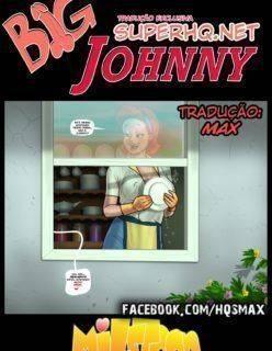 Big Johnny – Dando leite para a mamãe – Milftoon