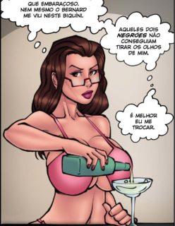 Doutora Safada parte 2 - Quadrinho erotico - Foto 18