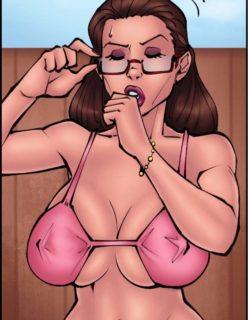 Doutora Safada parte 2 - Quadrinho erotico - Foto 34