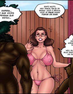 Doutora Safada parte 2 - Quadrinho erotico - Foto 36