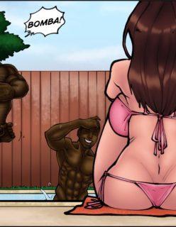 Doutora Safada parte 2 - Quadrinho erotico - Foto 37