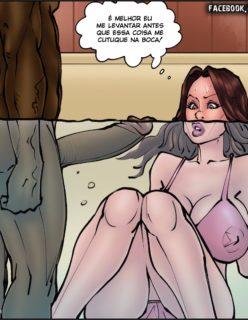 Doutora Safada parte 2 - Quadrinho erotico - Foto 41
