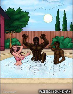 Doutora Safada parte 2 - Quadrinho erotico - Foto 43