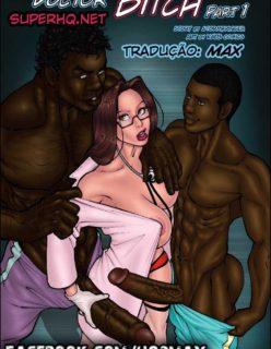 Doutora Safada – Quadrinho erotico