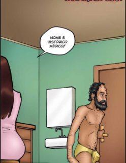 Doutora Safada - Quadrinho erotico - Foto 12