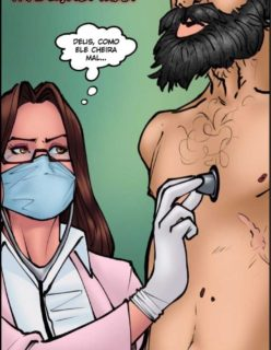 Doutora Safada - Quadrinho erotico - Foto 14