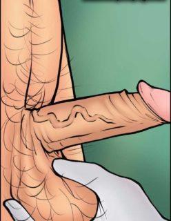 Doutora Safada - Quadrinho erotico - Foto 22