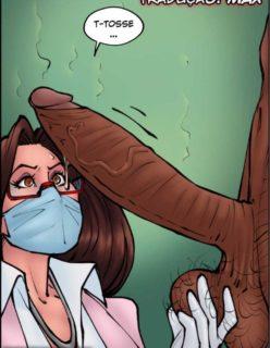 Doutora Safada - Quadrinho erotico - Foto 29