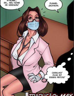 Doutora Safada - Quadrinho erotico - Foto 33