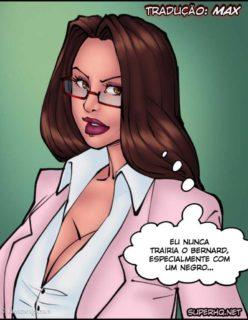 Doutora Safada - Quadrinho erotico - Foto 45
