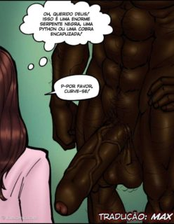 Doutora Safada - Quadrinho erotico - Foto 48