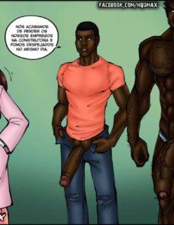 Doutora Safada - Quadrinho erotico - Foto 54