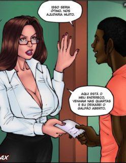 Doutora Safada - Quadrinho erotico - Foto 57