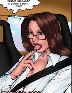 Doutora Safada - Quadrinho erotico - Foto 61