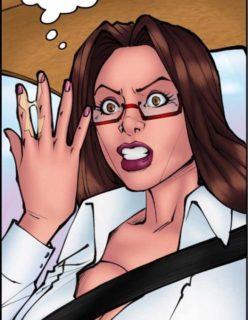 Doutora Safada - Quadrinho erotico - Foto 62
